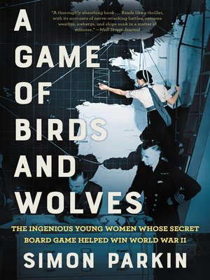 cover image of A Game of Birds and Wolves